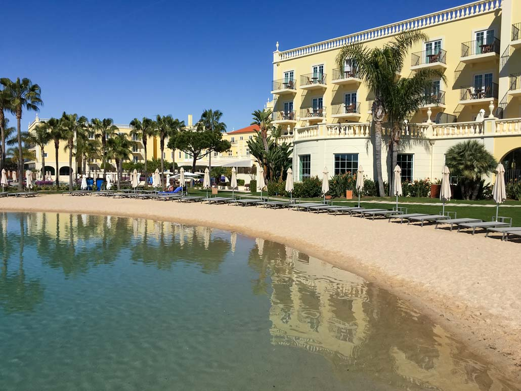 Lake Resort Luxushotel Algarve